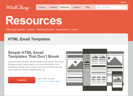 emails responsive