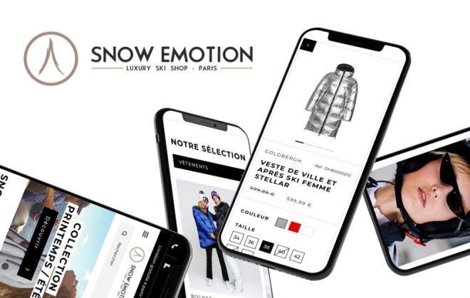 site web snow emotion