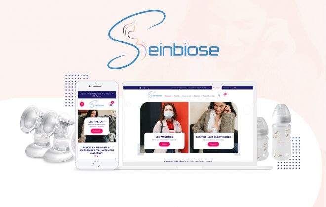 site ecommerce seinbiose