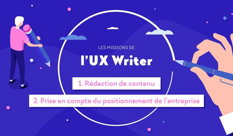 UX Writing missions